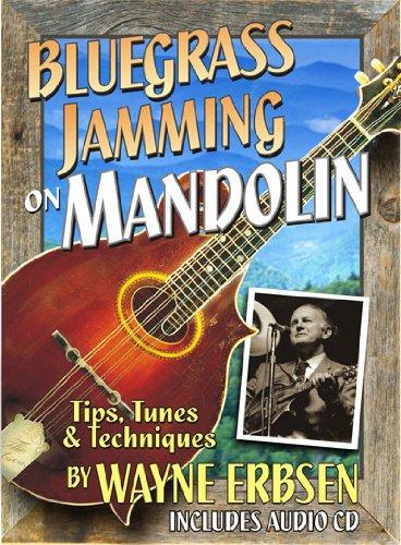 Bluegrass Jamming on Mandolin (Book & CD set)