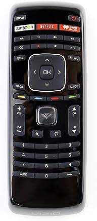 New VIZIO 2014 LCD LED TV Remote Control w Amazon/ Netlix/ iHeart Radio APP