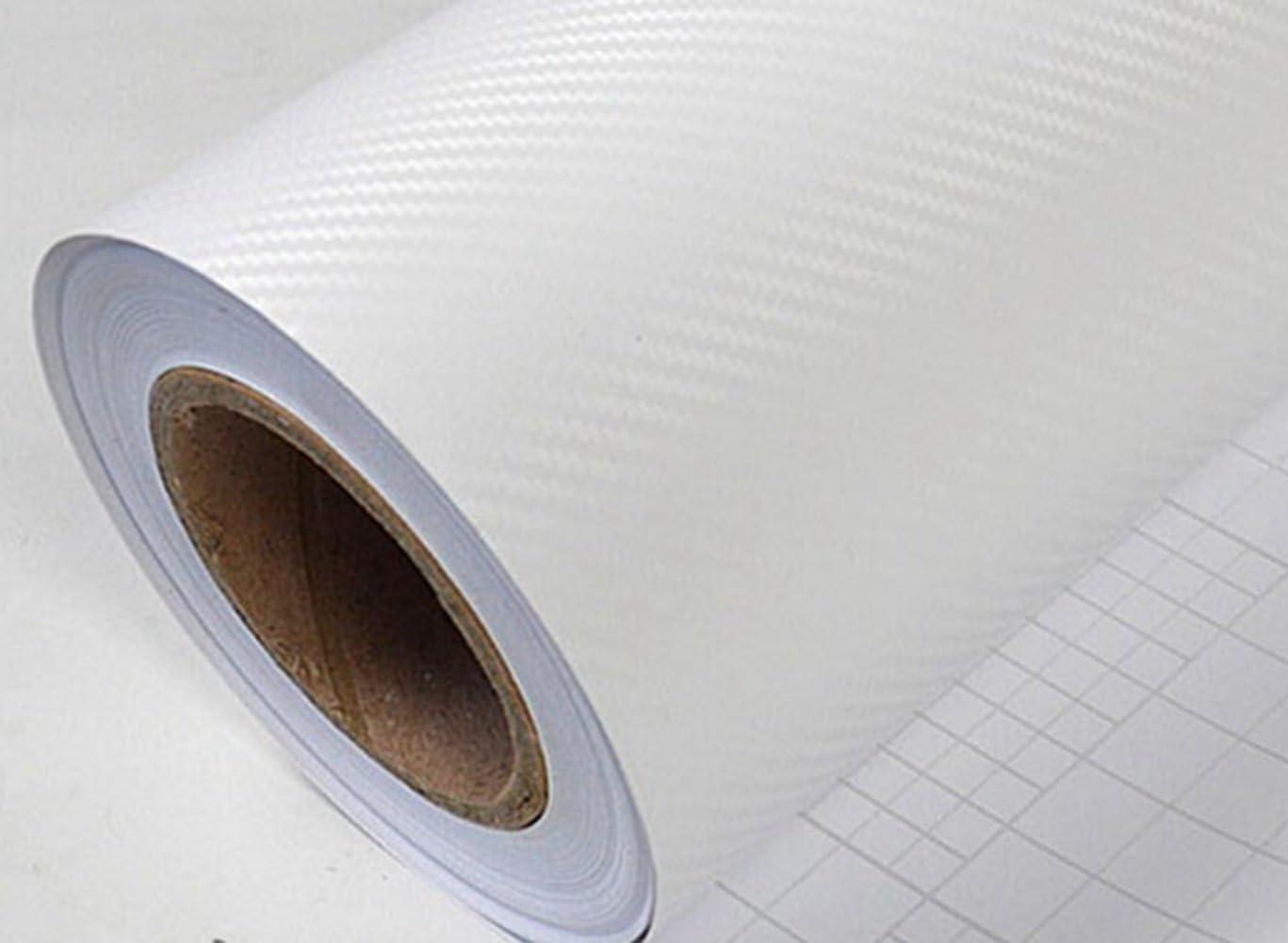 "Black Color Change Film Water Resistant Decoration Sticker Furniture Sticker 11.8/""X 78.7/"" Carbon Fiber self-Adhesive Paper,Anti-Scratch Film,Color Change Film,Contact Paper"