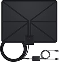 Best general electric amplified indoor antenna Reviews