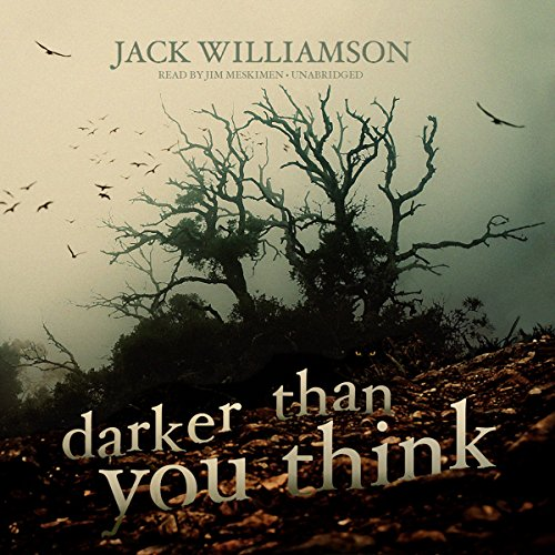 Darker Than You Think audiobook cover art