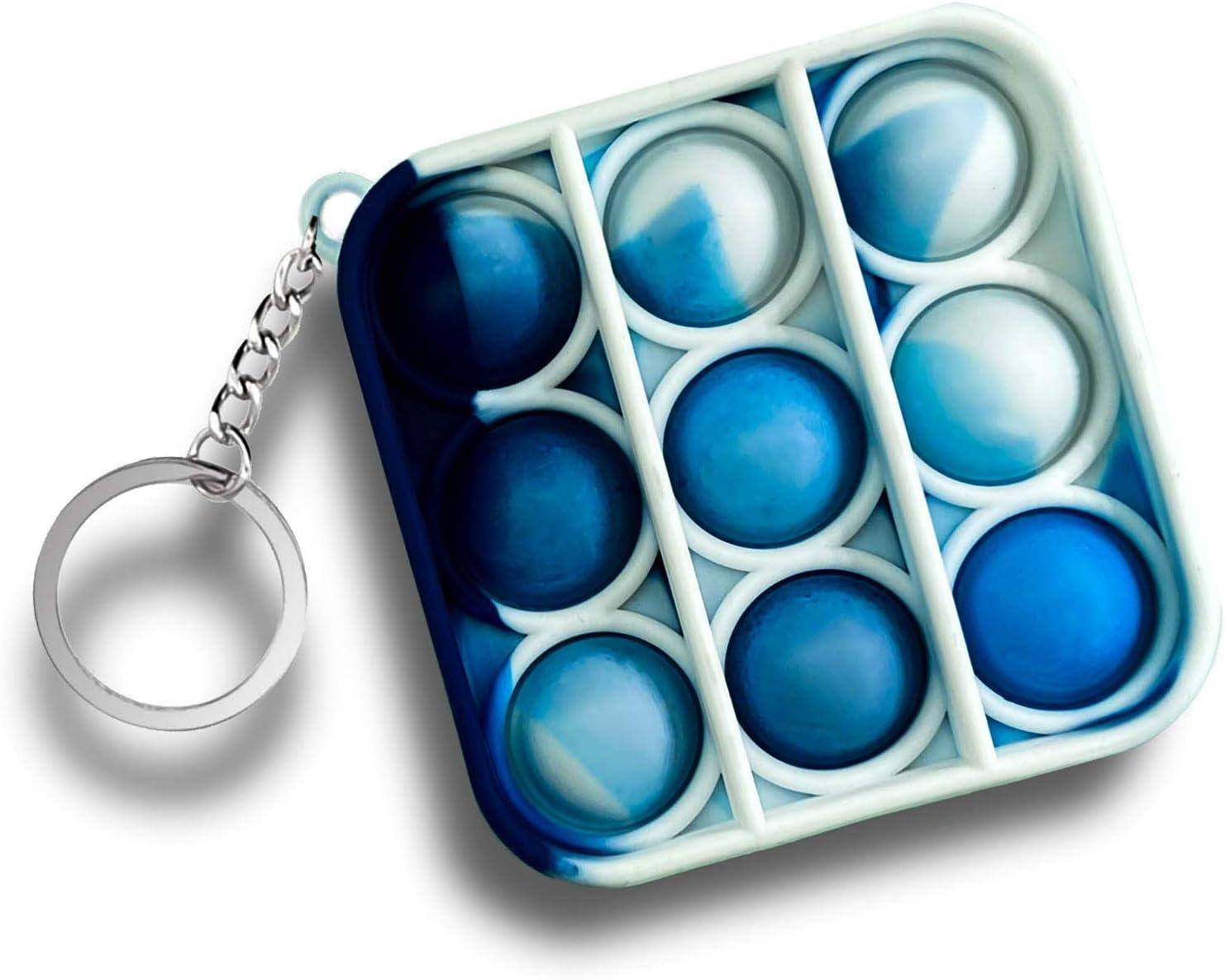 JANESVISSY Spring new work Mini Push pop Fidget Sensory Toys famous Bubble