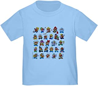 Mr. Potato Head Outfits Toddler Tshirt