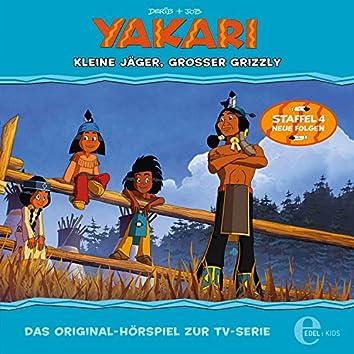 Folge 29: Kleine Jäger, Großer Grizzly (Das Original-Hörspiel zur TV-Serie)