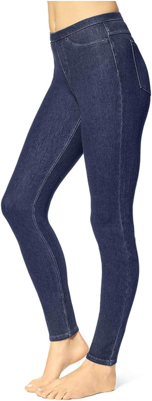 HUE Utopia Ladies Denim Legging