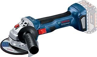 Bosch Professional 18V System sladdlös vinkelslip GWS 18V-7 (125mm skivdiameter, inkl. sprängskydd, stödhandtag, fästflän...