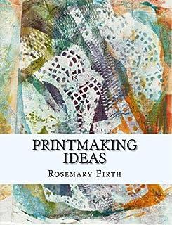 Printmaking ideas: Experimental printmaking at home