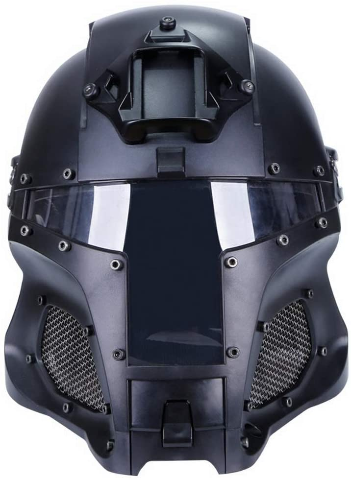 High quality Cosplay Airsoft Full Face Head Sorta-Kind Riding Tactical Ranking TOP6 Helmet