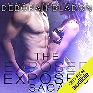 The Exposed Saga audiobook cover art
