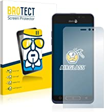 BROTECT AirGlass Protection Ecran Verre Compatible avec Doro 8035 - Vitre Protection 9H
