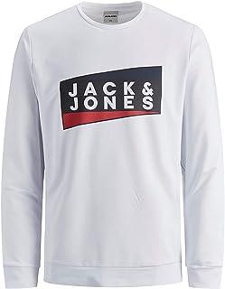 Jack & Jones Men's Jcoanton Sweat Crew Neck Sweatshirt