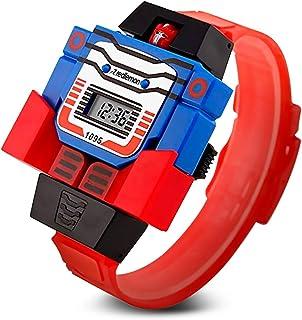 Redlemon Reloj para Niño Digital, Diseño Infantil Robot De