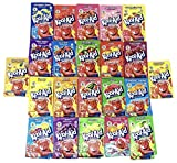 Kool-Aid Drink Mix Packets Variety Pack of 22 Flavors (2 of each flavor, Total of 44)