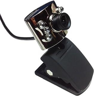 盗撮厳禁!映り過ぎ注意! 暗闇・夜間・暗所で大活躍! 赤外線ウェブカメラ 目に見えない赤外線の照射をとらえて夜間でも明るく撮影 夜間での野外撮影・暗所、暗闇での撮影に最適 監視・防犯カメラの用途にも USBで使えるてドライバも不要だから簡単に使...