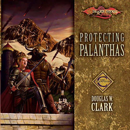 Protecting Palanthas audiobook cover art