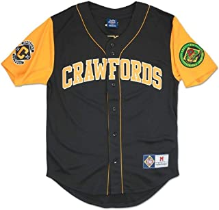 Big Boy Headgear NLBM Negro Leagues Baseball Legacy Jersey Pittsburgh Crawford