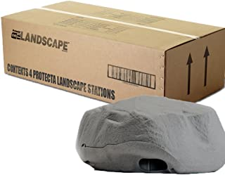 Protecta Landscape Rat Bait Station (Granite) - 1 Case/4 Stations
