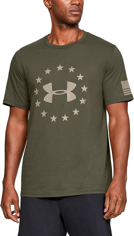 Under Armour specialty shop Men's Logo T-Shirt Freedom Popular