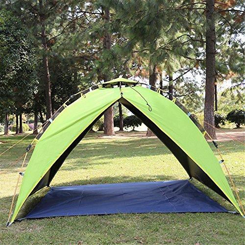 HONEYY Ouverture Rapide Automatique Plein Printemps Tente de Camping Tentes automatiquement Brevet hydraulique de Construire Piscine tentes Double 210 * 210 * 140 cm