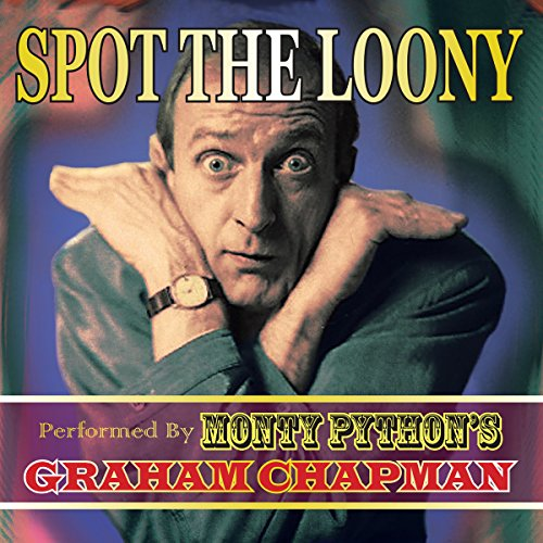 Spot the Loony audiobook cover art