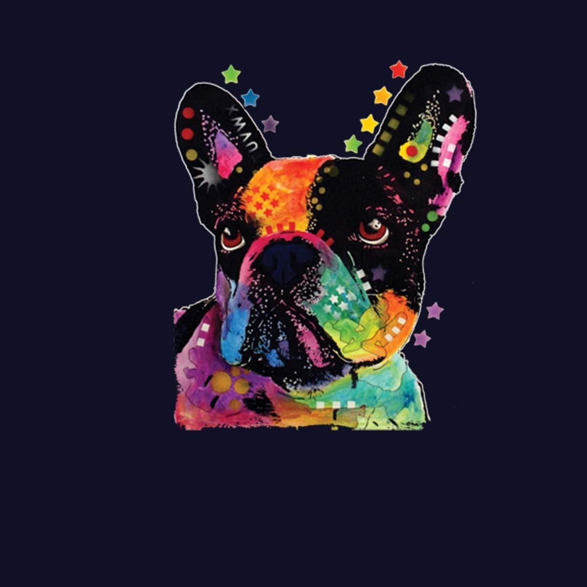 avocadoWEAR Bulldog Franc/és Hombre Camiseta XS-5XL