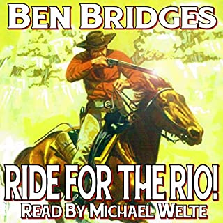 Ride for the Rio! audiobook cover art