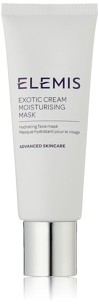 ベンチ倍増混乱させるエレミス Exotic Cream Moisturising Mask 75ml/2.5oz並行輸入品
