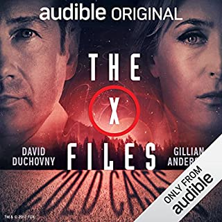 The X-Files: Cold Cases                   By:                                                                                                                                 Joe Harris,                                                                                        Chris Carter,                                                                                        Dirk Maggs - adaptation                               Narrated by:                                                                                                                                 David Duchovny,                                                                                        Gillian Anderson,                                                                                        Mitch Pileggi,                   and others                 Length: 4 hrs and 4 mins     16,773 ratings     Overall 3.9