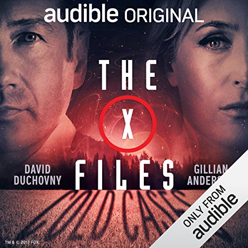 The X-Files: Cold Cases                   Written by:                                                                                                                                 Joe Harris,                                                                                        Chris Carter,                                                                                        Dirk Maggs - adaptation                               Narrated by:                                                                                                                                 David Duchovny,                                                                                        Gillian Anderson,                                                                                        Mitch Pileggi,                   and others                 Length: 4 hrs and 4 mins     77 ratings     Overall 4.2