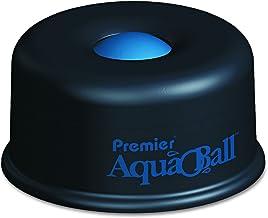 Martin Yale AQ701G Premier AquaBall All Purpose Moistener, Black/Blue; Eliminates the Need for Sponges, Rubber Fingers, or...