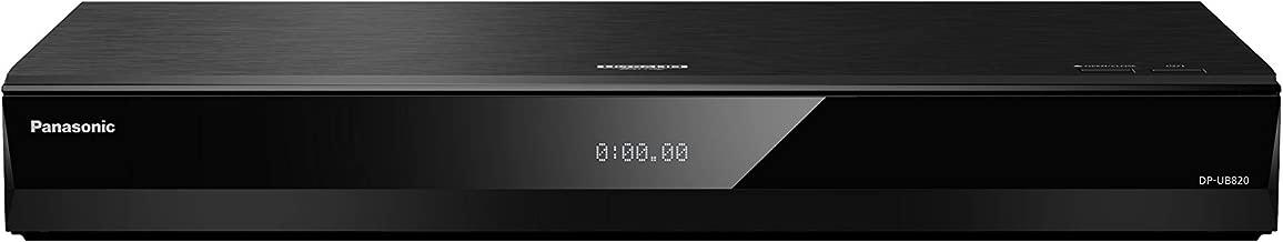Panasonic DP-UB820EB-K Ultra HD Blu-Ray Player - Black