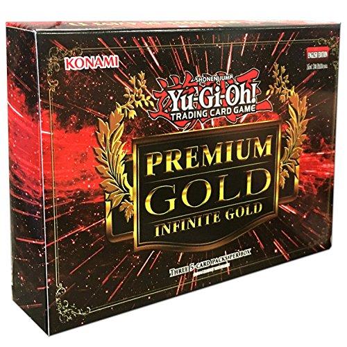 Yu-Gi-Oh! Cards 2016 Premium Infinite Gold Box