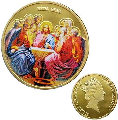 Fanaxii Goldmünze Gott Münze Sammlermünzen Sammlerstück Medaille Sammlung Antik Zum Sammeln Geschenk 50Pcs