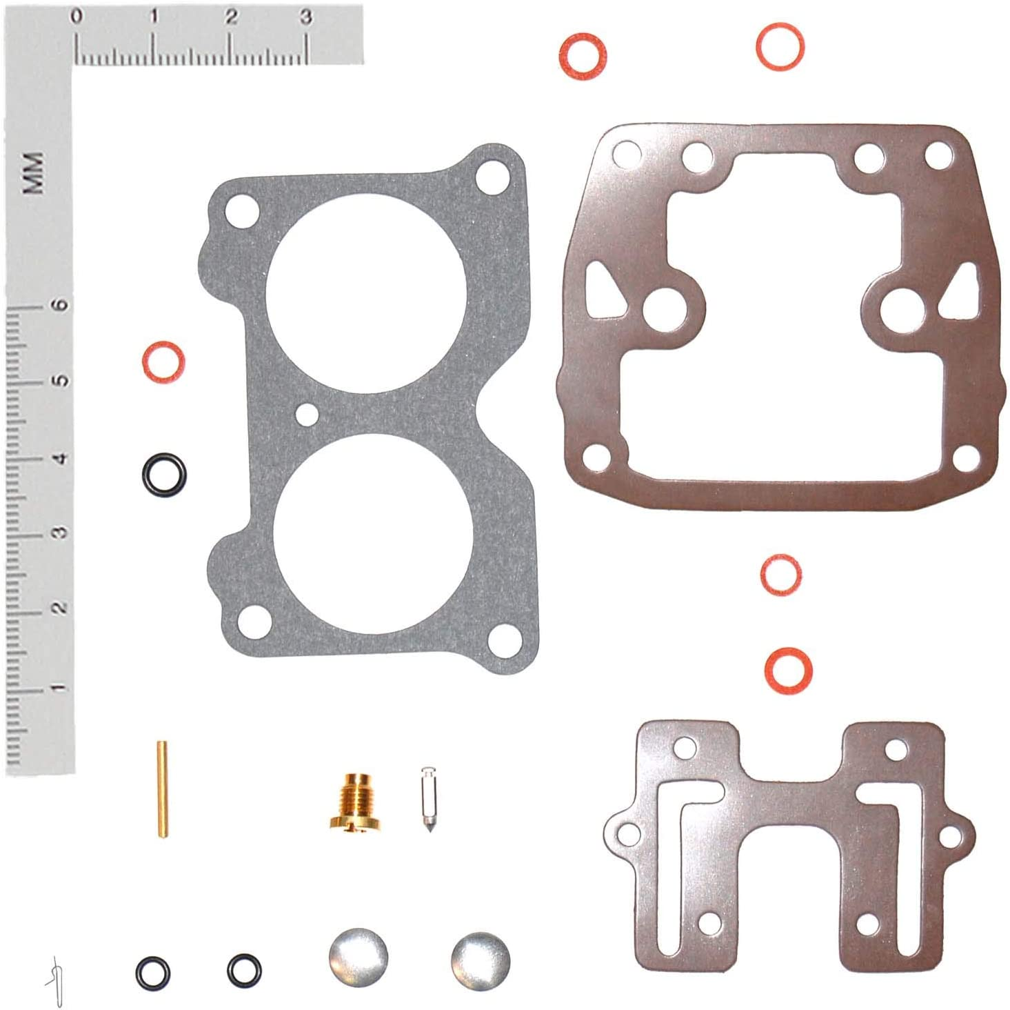 Ranking TOP8 Walker Products 15990AV OFFicial mail order Kit Carburetor