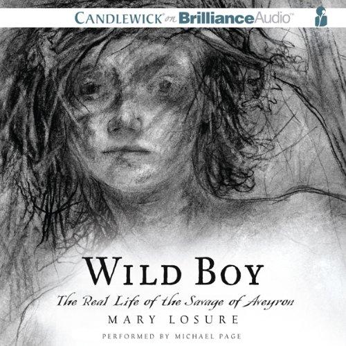 Wild Boy audiobook cover art