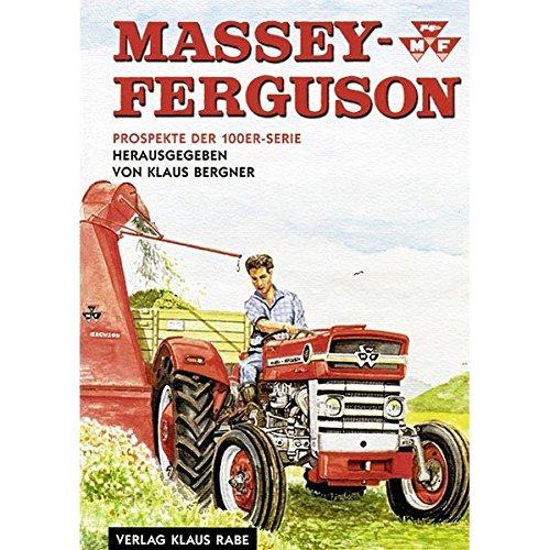 Massey-Ferguson: Prospekte der 100er-Serie