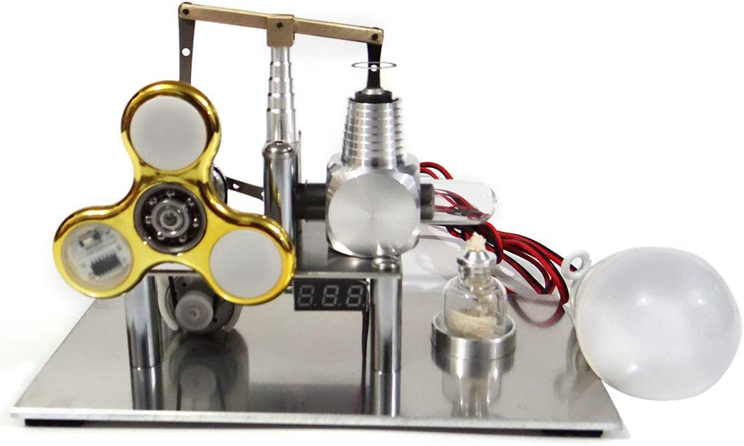 FenglinTech Stirling Engine Al sold out. Type Model National uniform free shipping Balance