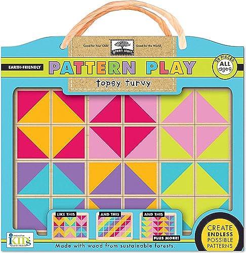 ahorra hasta un 80% Innovador Kids verde Inicio Patrón Jugar Puzzles Puzzles Puzzles  maston Puzzle  comprar descuentos