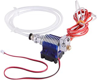 WINGONEER Metal J-Head V6 Hot End for 3D Printer 1.75mm Filament Bowden Extruder 0.4mm Nozzle Kossel Mini Prusa i3