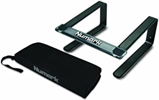 Numark Laptop Stand | Performance Stand For Laptop Computer with Carrying Case