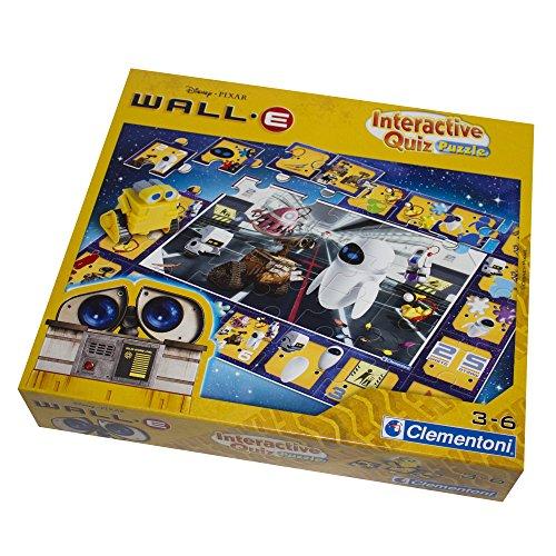 Clementoni Wall - E - Puzzle Interactivo