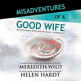 Misadventures of a Good Wife audiobook cover art