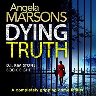 Dying Truth audiobook cover art