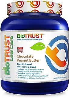biotrust vanilla cream protein powder