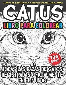 Cfb Pdf Gratis Catus Libro Para Colorear Todas Las Razas De