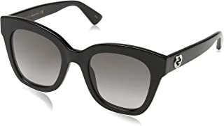 09b06648869e7 Gucci sunglasses (GG-0226-S 003) Dark Havana - Gold - Green