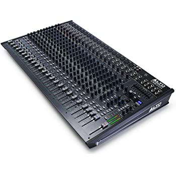 Alto Professional Live 2404 | 24-Channel / 4-Bus Mixer with 18 XLR Inputs