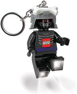 Lego Ninjago Black LED Lite Keychain