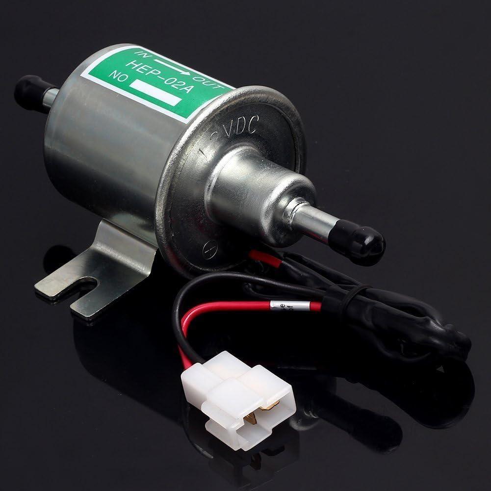 Aussel 12v Universal Heavy Duty Electric Fuel Pump Elektronik
