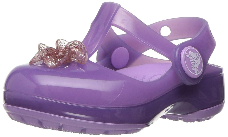 Crocs kids isabella clog Iris Ankle-High Clogs - 7M